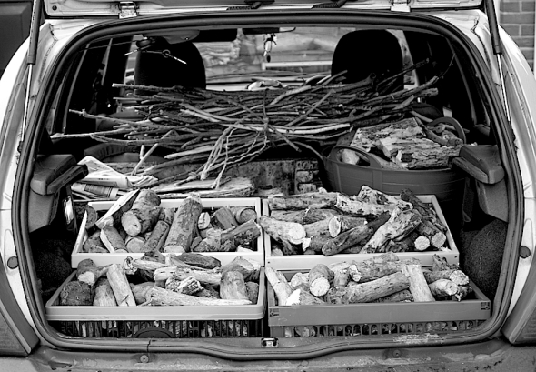 a carful of sticks, westward ho! (f owen + p ward 2012)2