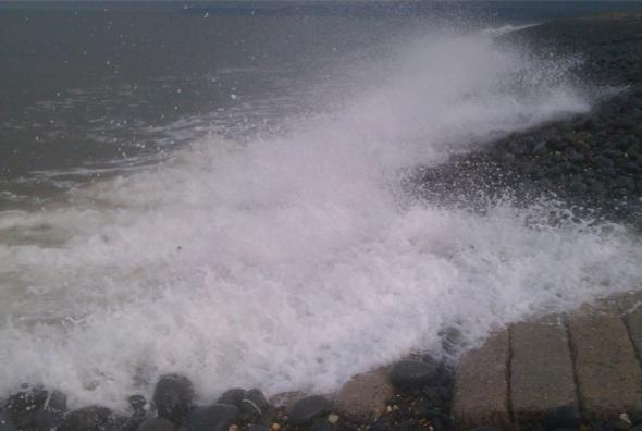 breaking wave, westward ho! (pward 2013)