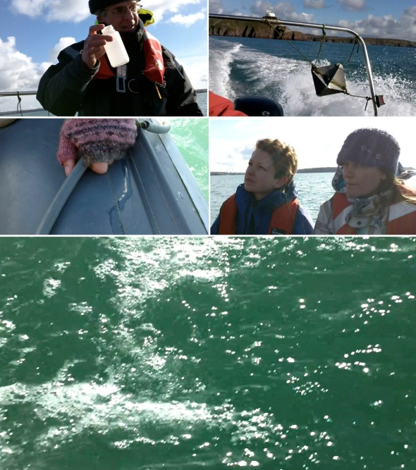 innovations in marine education - rib ride (pward 2013)