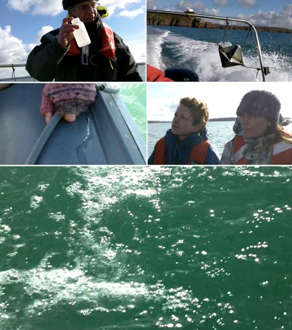 innovations in marine education - rib ride (pward 2013)
