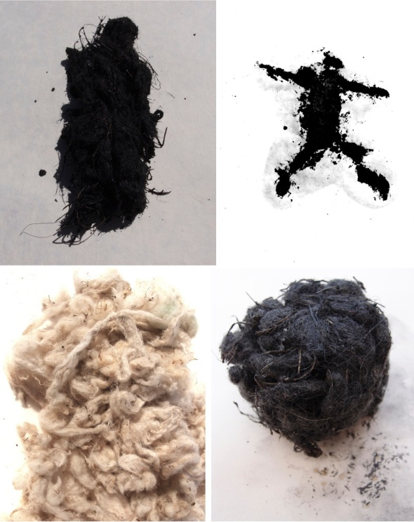 black sheep - prints and residues (p ward:f owen 2013)