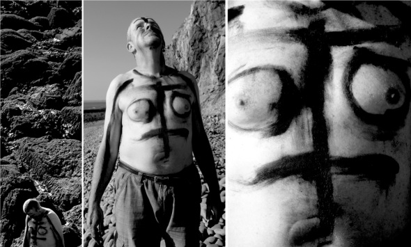 body paint, greencliff (p ward 2013)