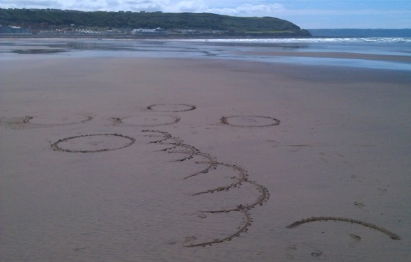 marking out a dance, westward ho! (p ward:k lee 2013)