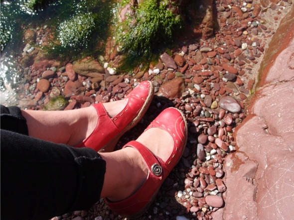 red shoes, west dale (p wrad 2013)