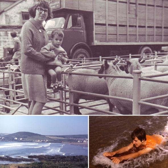 north devon, 1966-75 (ward family archives)