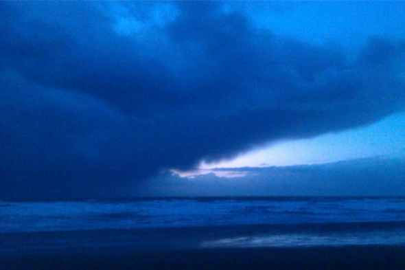 storm coming in – northam (p ward 2013)
