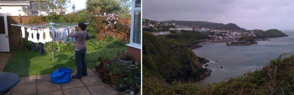 home life, old and new, westward ho! and ilfracombe, north devon (p ward 2014)