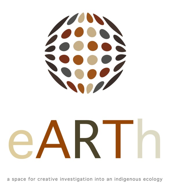 eARTh logo (© p ward 2014)