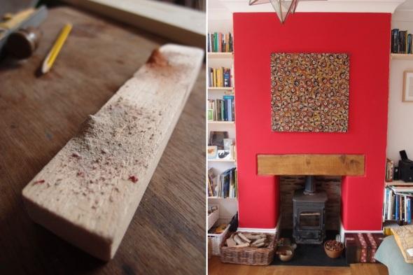 making a home, ilfracombe (© p ward 2014)