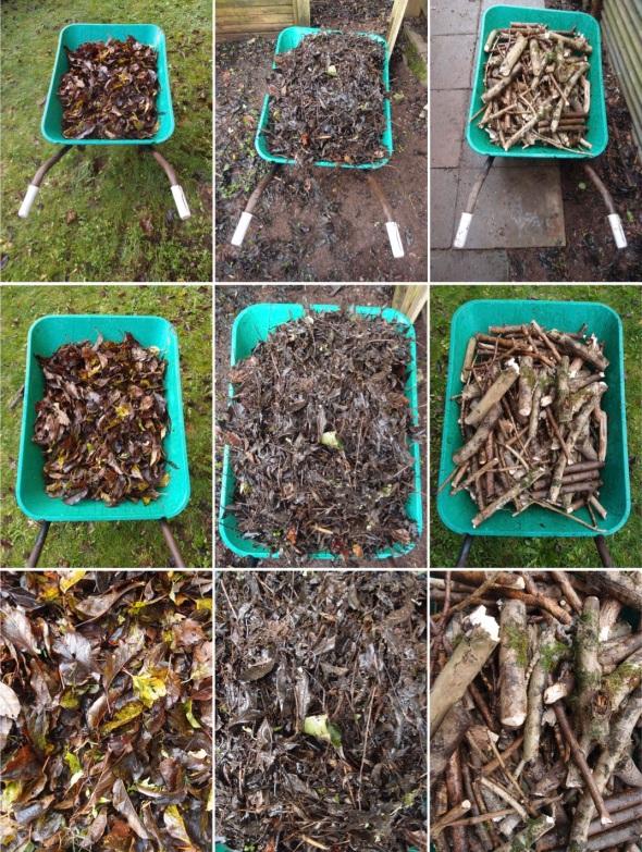 garden waste, woodford 161214