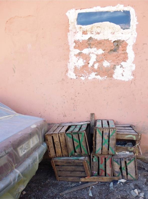 boxes, imlil, high atlas mountains © p ward 2015