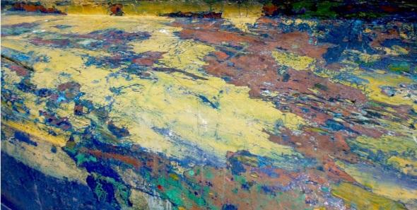 rubbed-down hull, essaouira © p ward:f owen 2015