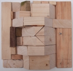 offcuts – sketch in wood © p ward2016