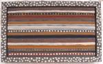 sediment, earth pigments on wood © p ward2016