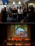 Public Presentations, Doue la Fontaine Town Hall © GNAP France2017
