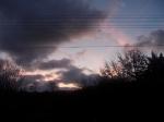 new year sunrise, Hele, North Devon © p ward2017