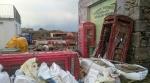 Phone Box collection, Trewellard, Cornwall © p ward2018