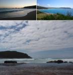Coast (Pebbly Beach, Nuggan Point, Pretty Beach), Shoalhaven, NSW © p ward2018